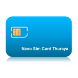 Sim Card Prepagata Thuraya Nova Nano per X5-Touch