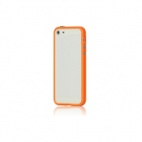 Custodia Bumper per iPhone 5 - Arancione