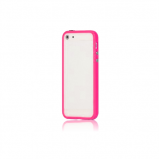 Custodia Bumper per iPhone 5 - Rosa