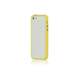 Custodia Bumper per iPhone 5 - Giallo